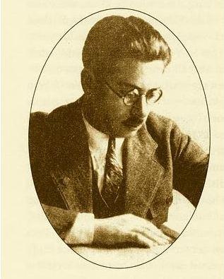 Portrait Max Weinreich - Copie
