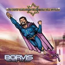 borvis cover