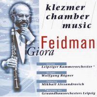 klezmer chamber music