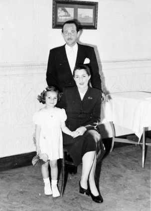 rosner et helen et leur fille