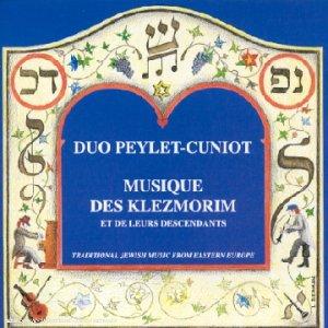 Musique des klezmorim et de leur descendants