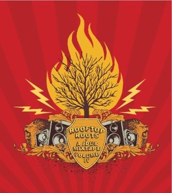 rooftop roots- a jdub mixtape vol IV