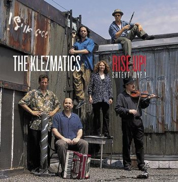 The Klezmatics-Rise Up!