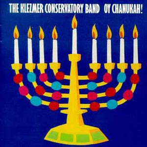 The Klezmer Conservatory Band-Oy Chanukah!